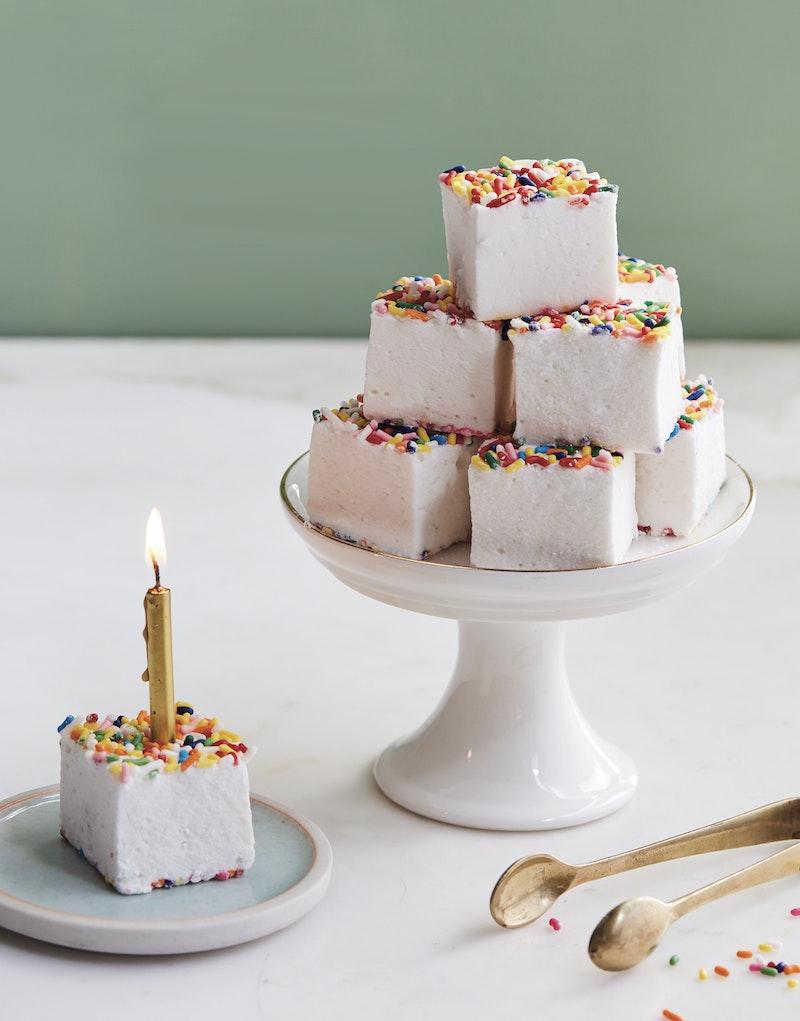 Fabulous Mellows Birthday Cake Herb Personalised Birthday Cards Veneteletsinfo