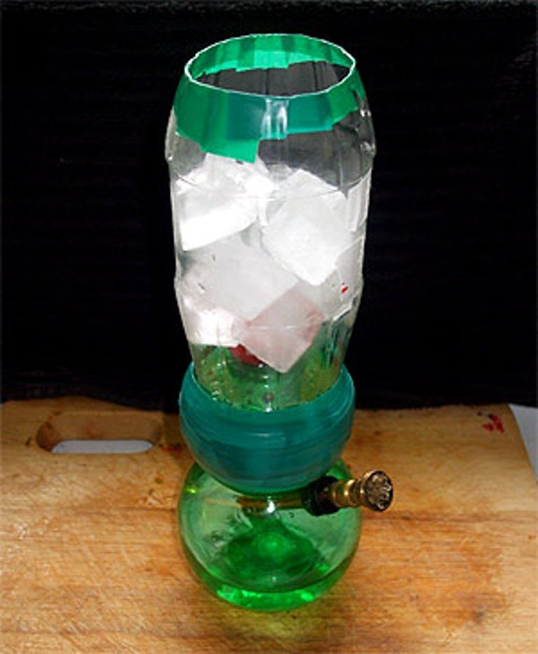 Homemade Bongs For When You Re In A Bind Herb