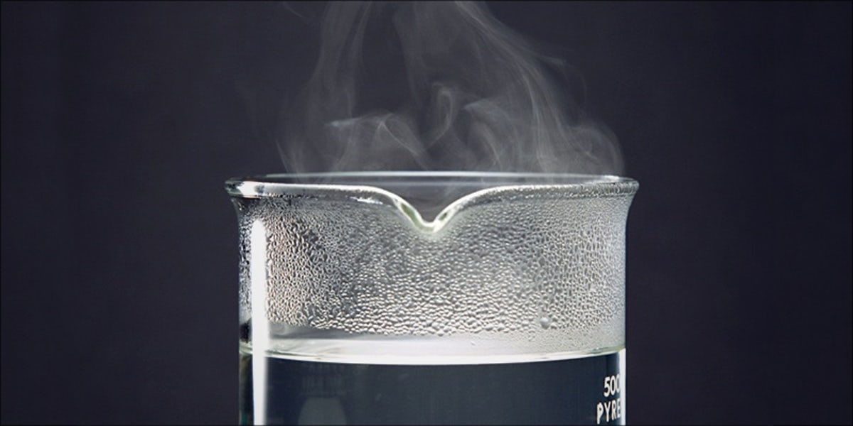 Should You Be Using Hot Water To Get Better Bong Hits?