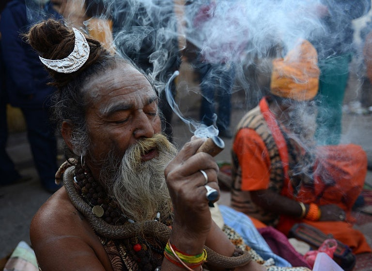 How Hinduism S Cannabis God Fuels India S Weed Loving Culture Herb