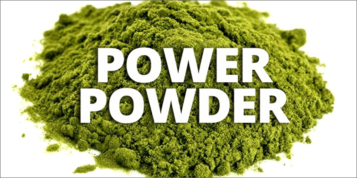 Powdered Cannabis: The Next Big Thing?