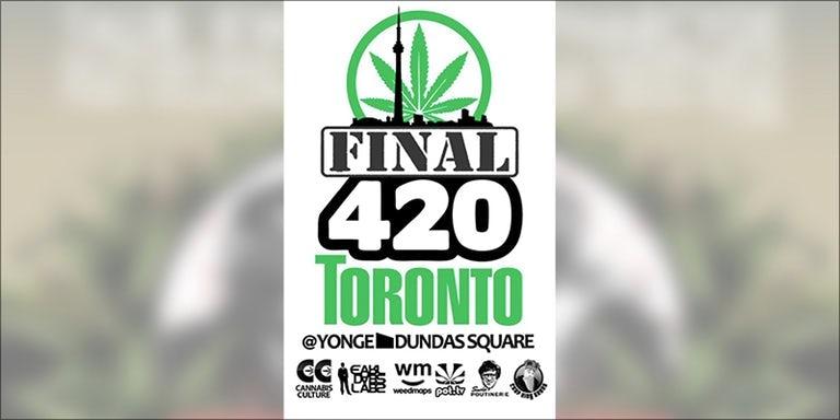 420 events: 10. 420 Toronto