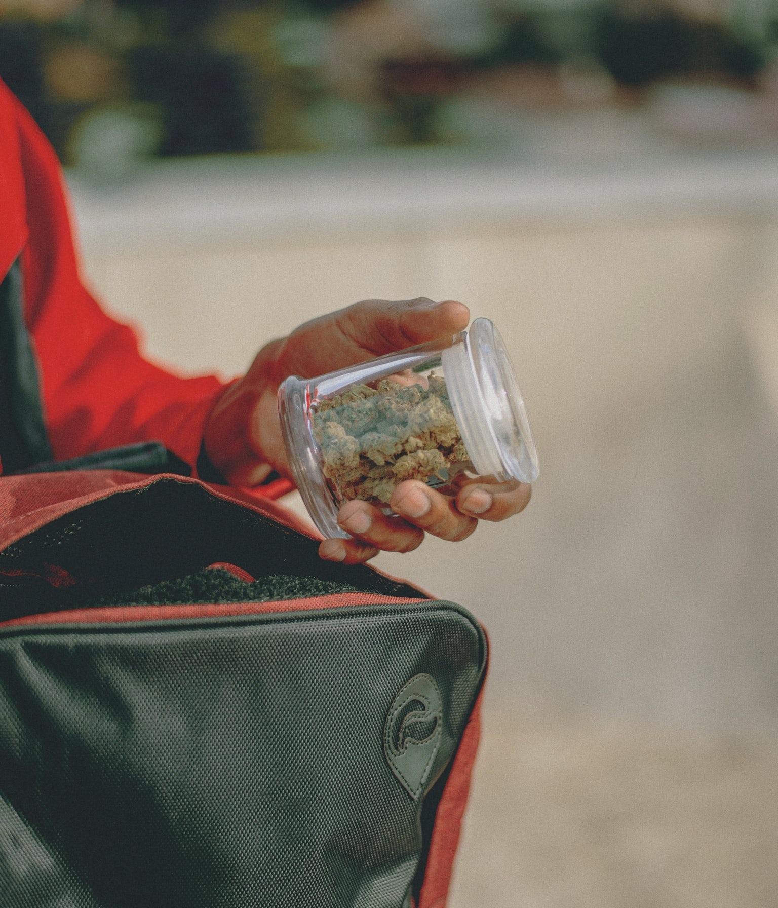 Roll It Super Cute Stash Bag